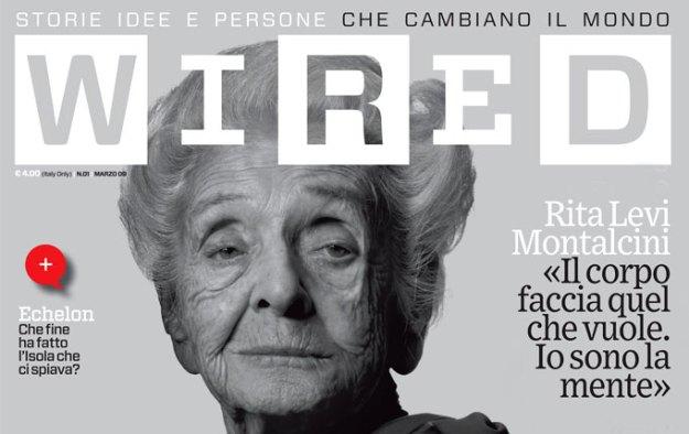 Copertina di Wired Italia #1